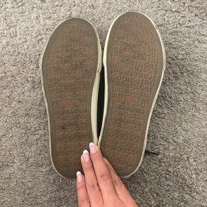 Taos Footwear Shoes - Black Sneakers